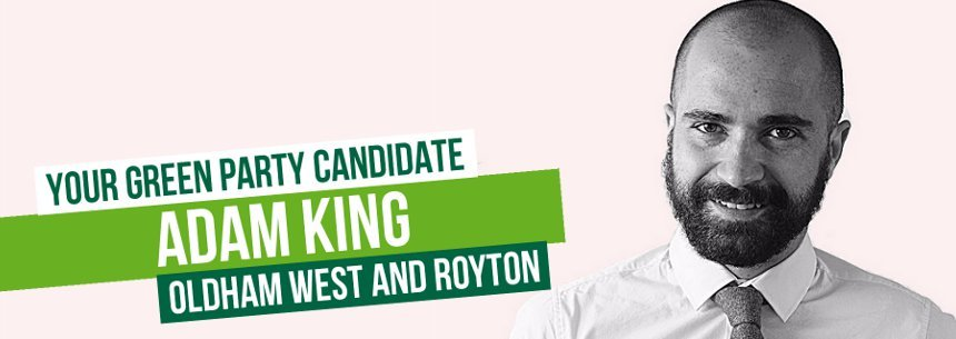 Adam King for Oldham West and Royton